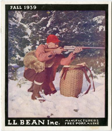 L.L. Bean, Fall 1939